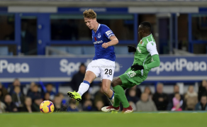 Everton Thrashes Kenya's Gor Mahia in Historic Friendly Match