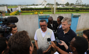 L'épidémie d' Ebola en RDC demeure dangereuse et imprévisible selon l'ONU