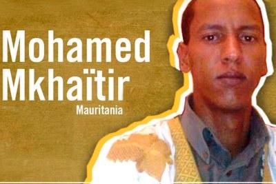 Mohamed MKHAÏTIR, blogueur mauritanien