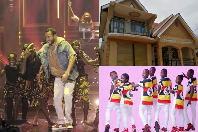 French Montana buys house for the Triplets Ghetto Kids
