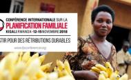 5e Conférence internationale sur la planification familiale au Rwanda