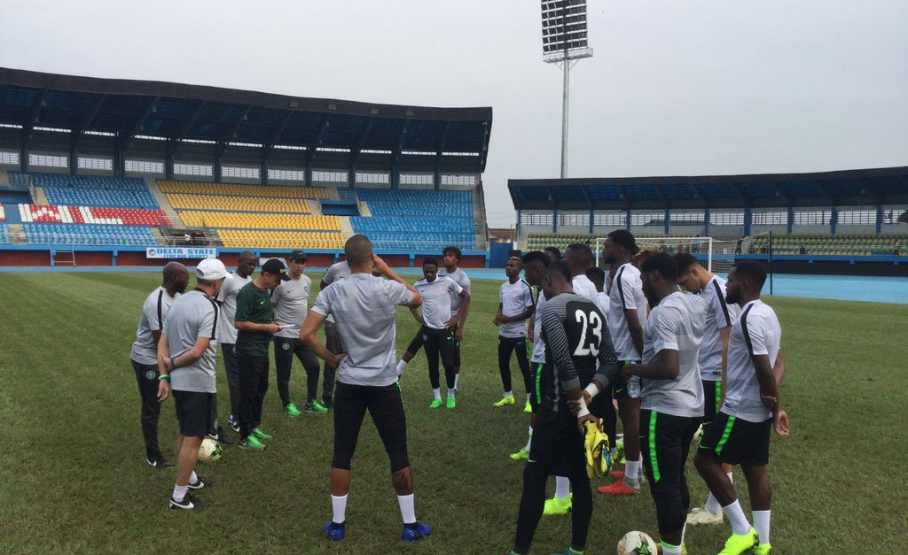 Super Eagles Camp Opens Ahead of Seychelles, Egypt Matches
