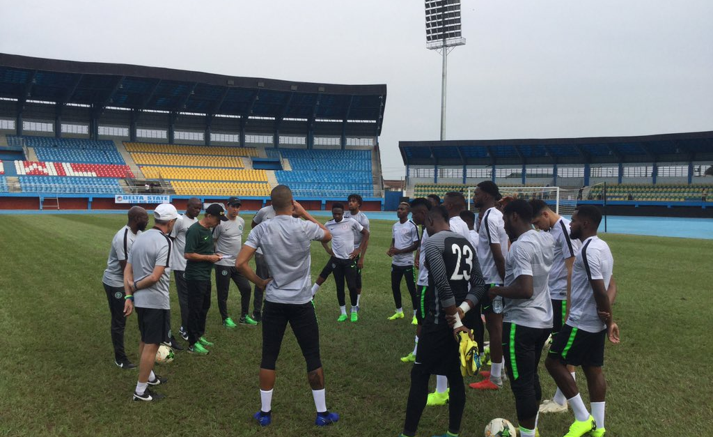 Nigeria: Rohr Arrives in Asaba As Eagles' Camp Opens Today