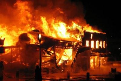 Death, Destruction as Tanker Explodes in Onitsha, Nigeria
