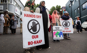 Cape Town's Bo Kaap Erupts In Gentrification Protests