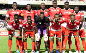 Kenya's National Football Team Qualifies for 2019 Cup of Nations