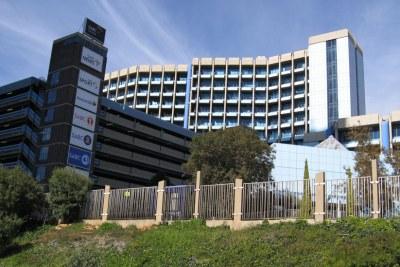 SABC headquarters in Johannesburg (file photo).