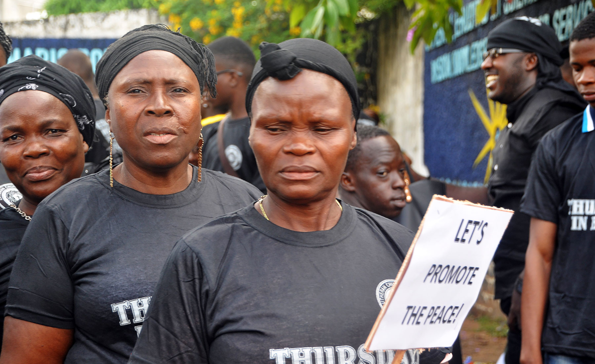 Liberia: Liberia's Thursdays in Black Campaign Amplifies Efforts to End Gender-Based Violence