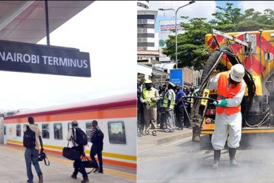 Public transport in Nairobi is set for a major makeover.
