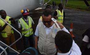 Des perturbations ont troublé la riposte à Ebola en RDC