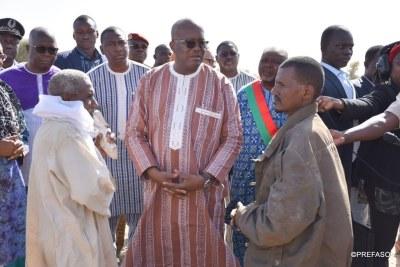 Le message du président du Faso, Roch Marc Christian Kaboré, après la tragédie de Yirgou.