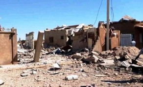 Forte explosion dans l'arrondissement 9 de Ouagadougou au Burkina Faso