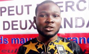 Lourde peine pour le jeune activiste togolais Folly Satchivi