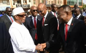 Le Président IBK inaugure la banque digitale UBA-Mali