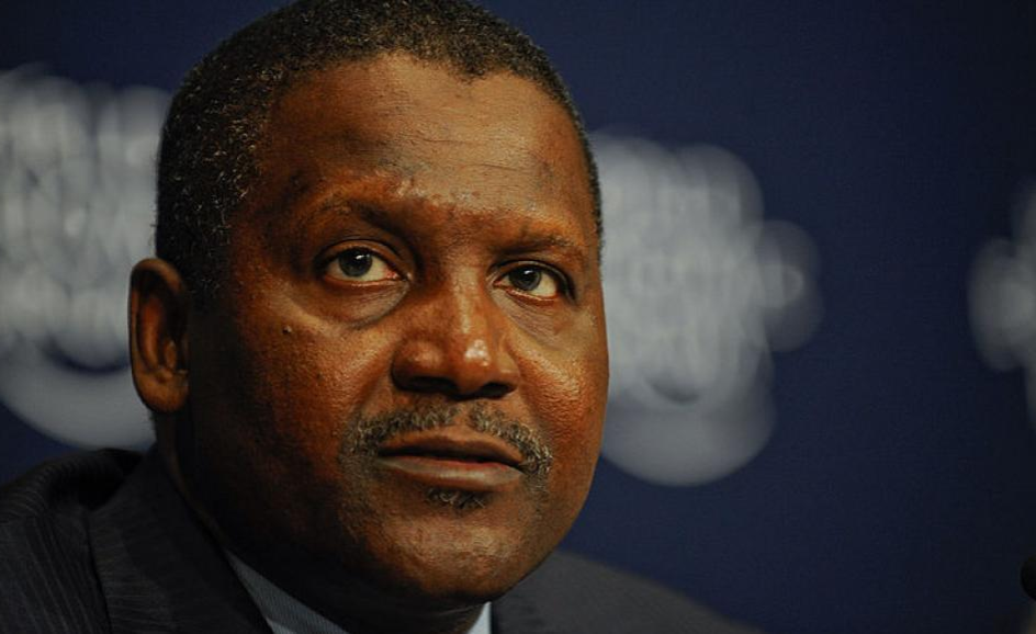 Nigeria: Dangote Rated 11th of 50 World Greatest Leaders