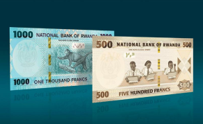 Rwandan Govt to Spend U.S.$6 Million on Rollout of New Banknotes