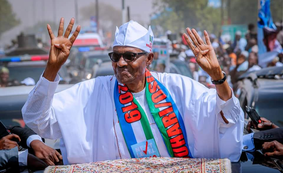 Nigeria: My Second Term Will Be 'Tough' - Buhari