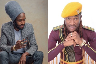 Who is your man? Winky D or Jah Prayzah.