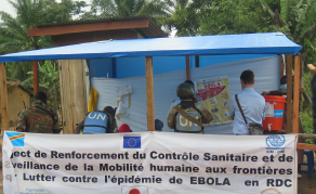 New Drive to Fund DR Congo's Ebola Fight