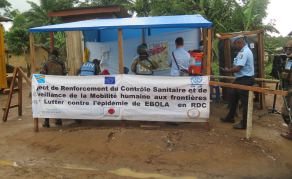Number of Ebola Cases in DR Congo Tops 2,000