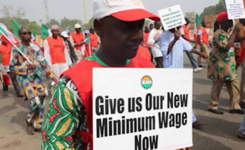 Surprise! Buhari Signs Minimum Wage Into Law