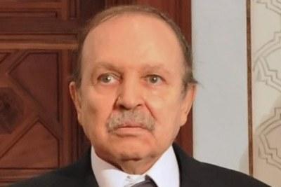 Abdelaziz Bouteflika, ex-président algérien