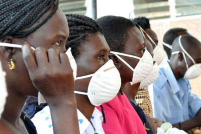Tuberculosis patients at a hospital. The World Bank will disburse $122 million to four southern African nations to fight tuberculosis.