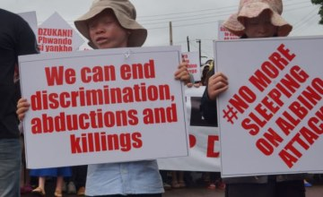 Death for Three After Killing of Person With Albinism In Malawi