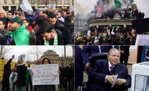 Algerian 'March of 20 Million' Opposes Fifth Term for Bouteflika
