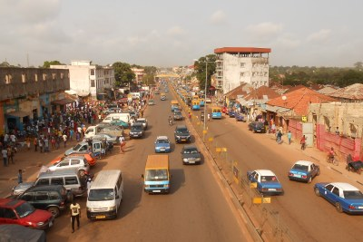 Bissau (file photo).