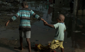 Mozambique's Children at Risk from Trafficking After Cyclone Idai