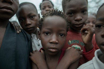 Nearly half of Cyclone Idai's victims are children.