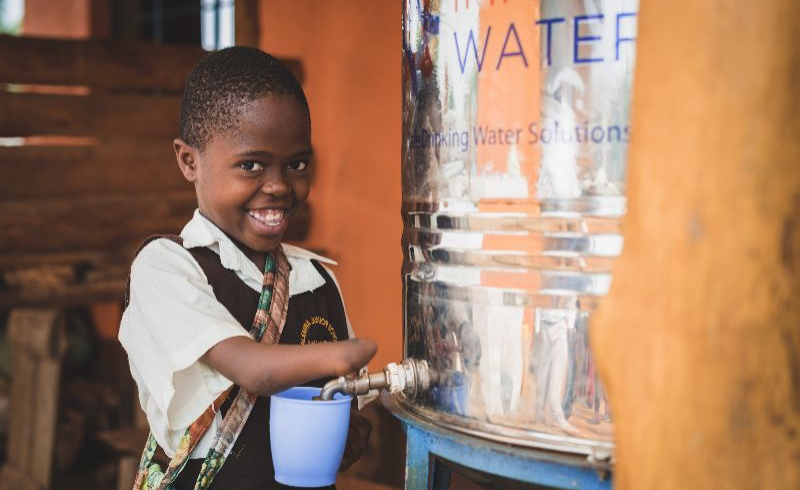 Danone Communities announces a new investment in Impact Water Nigeria