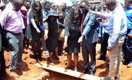 Kenya: Split in Family as Lawyer Assa Nyakundi's Son is Buried