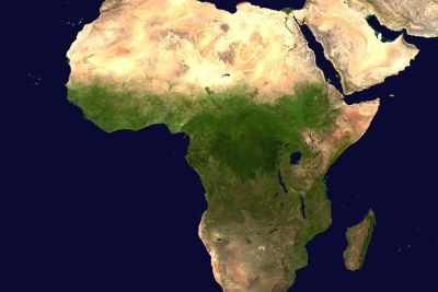 Map of Africa (file photo).
