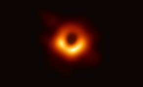 South African Astrophysicist Part of Historic Black Hole Team