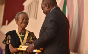 South Africa's President Bestows 2019 National Order Awards