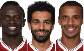 Deuxième finale d'affilée de Champions league pour Mane, Salah, Matip