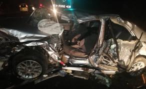 Tsvangirai's Daughter Seriously Hurt in Zimbabwe Midlands Crash