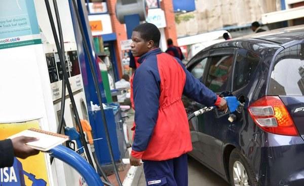Kenyan Motorists Dig Deeper to Refill Tanks