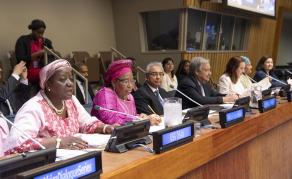 A la recherche de solutions durables aux déplacements forcés en Afrique