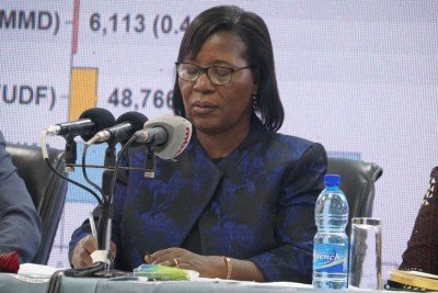 Malawi Electoral Commission Chairperson Jane Ansah (file photo).