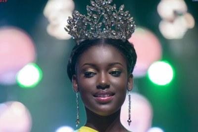 Tara Gueye Miss Côte d'Ivoire 2019