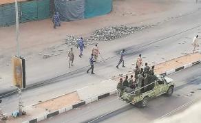 Demonstrations All Over The World Damn Sudan Junta - WATCH