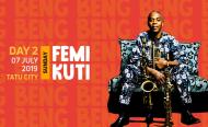 Femi Kuti Set to Headline Kenya's Koroga Festival