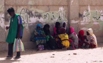 Arrestations de noirs en Mauritanie