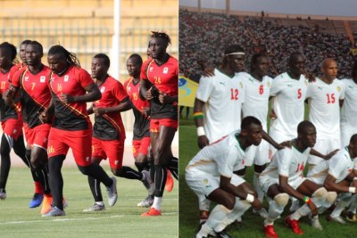 Uganda is slated to face Senegal in their encounter on Friday.