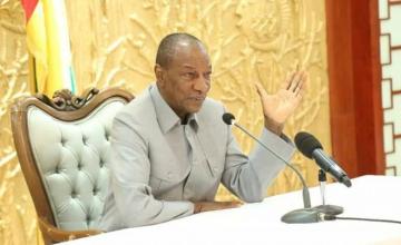 Appels à un troisième mandat pour Alpha Condé en Guinée