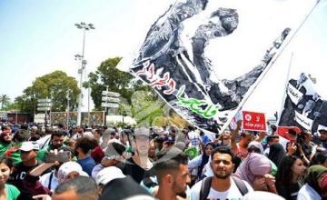 Des étudiants ont marché pour un changement radical du système en Algérie