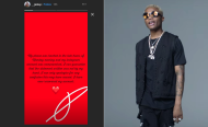 Jada Pollock Retracts Domestic Violence Allegation Against Wizkid
